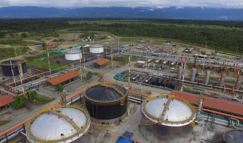 Facilidades de superficie en oil y gas